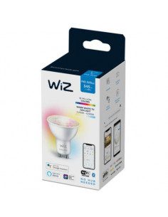Spot LED RGBW inteligent WiZ Colors, Wi-Fi, PAR16 GU10, 4.9W