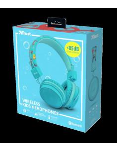 Casti cu microfon Trust Comi Bluetooth Wireless Kids Headphones