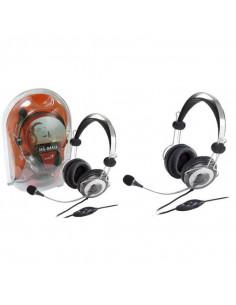 Casti cu microfon Genius HS-04SU, Full size, 20-20000Hz, 32