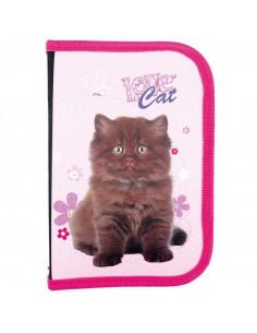 Penar neechipat, 1 fermoar, My Little Friend Cat