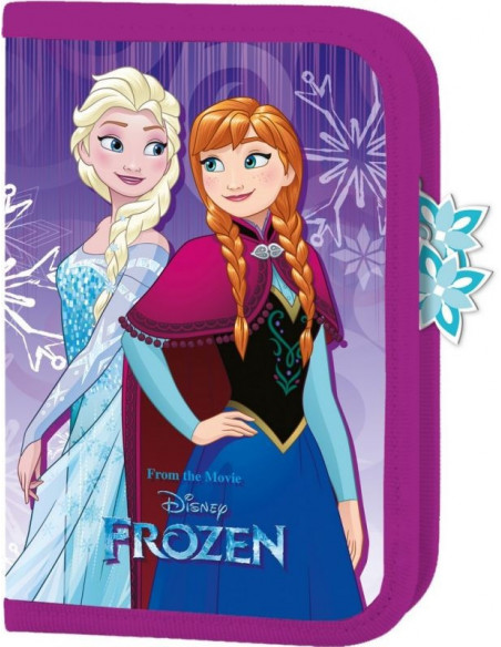 Penar neechipat, 1 fermoar, Frozen - Anna si Elsa
