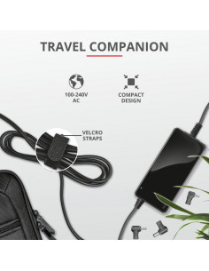 Incarcator Laptop Trust Maxo 90W Laptop Charger for