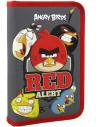 Penar neechipat, 1 fermoar, cu motiv Angry Birds Red Alert