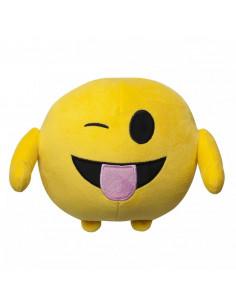 Jucarie de plus Emoji Emoticon (Tongue) 18