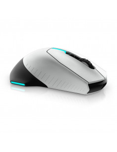 Dell Alienware Wired/Wireless Gaming Mouse AW610M, Lunar