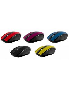 Mouse Serioux, Rainbow 400, fara fir, USB, senzor optic