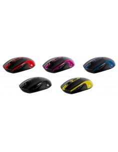 Mouse Serioux, Pastel 600, fara fir, USB, senzor optic