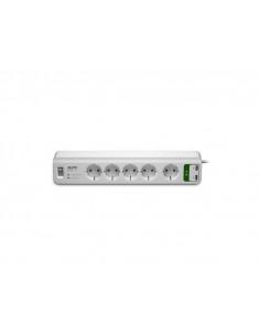 Prelungitor APC cu protectie 5 prize Schuko cablu ≤2.0m 2