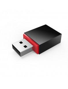 Tenda 300Mbps Mini Wireless 11N USB Adapter, U3, Interface: