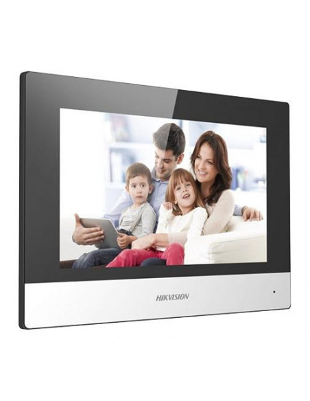 Post interior videointerfon 10.1inch cu Android, Hikvision