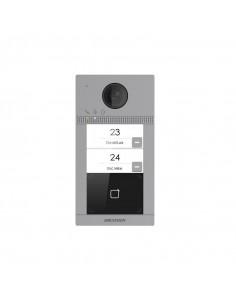Post de exterior videointerfon IP Hikvision DS-KV8213-WME1