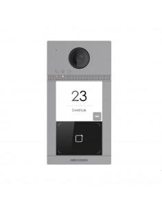 Post de exterior videointerfon IP Hikvision DS-KV8113-WME1