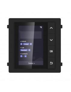 Modul de afisare pentru videointerfon modular Hikvision