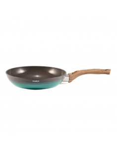 TIGAIE ALUMINIU 24X5 CM, GREEN NATURE, COOKING BY
