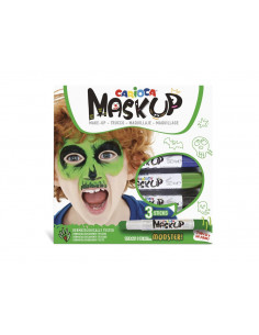 Carioca Mask-Up Monster