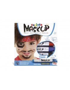 Carioca Mask-Up Carnival