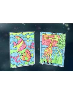 Decoratiuni reflectorizante pentru geam