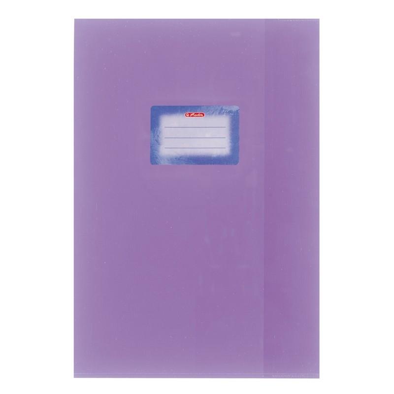 Invelitori Herlitz A4 Pp, Violet