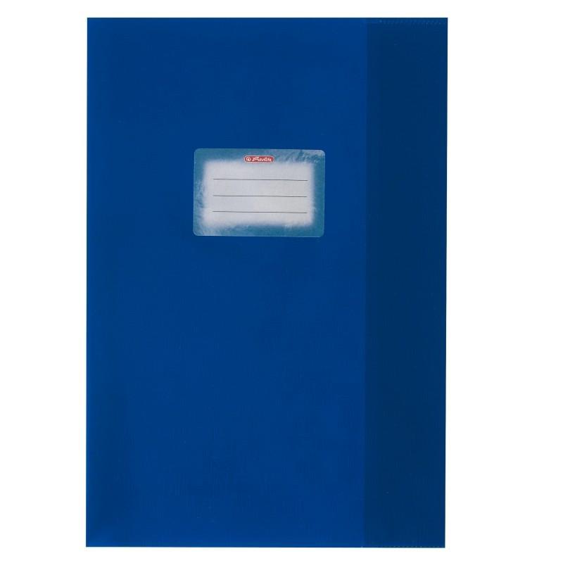 Invelitori Herlitz A4 Pp, Albastru Inchis