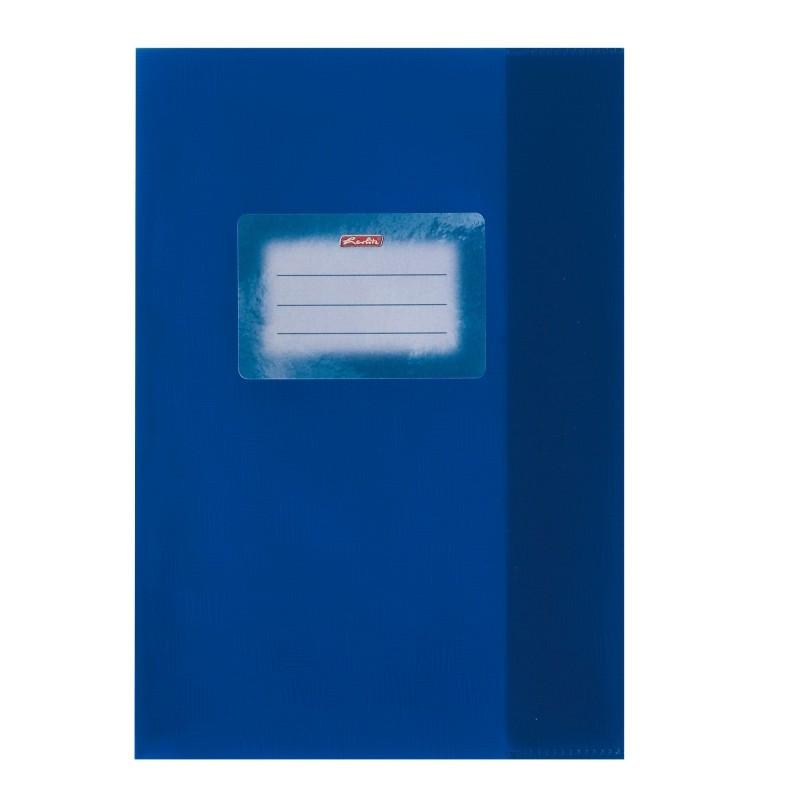Invelitori Herlitz Pp A5, Albastru Inchis