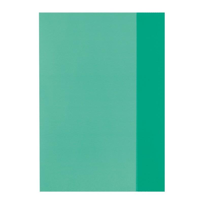 Invelitori Herlitz A5 Pp, Verde, Translucid