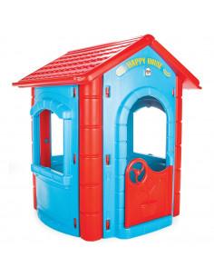 Casuta pentru copii Pilsan Happy House blue