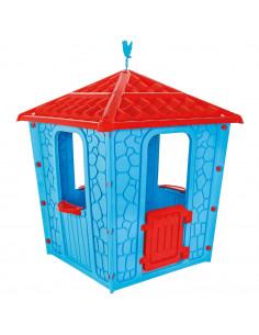 Casuta pentru copii Pilsan Stone House blue