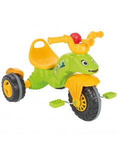 Tricicleta Pilsan Caterpillar green