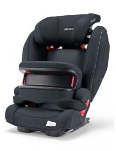 Scaun Auto Copii cu Isofix Monza Nova IS Prime Mat Black
