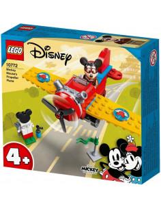 Lego Mickey And Friends Avionul Cu Elice Al Lui Mickey Mouse