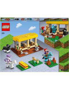 Lego Minecraft Grajdul Pentru Cai 21171