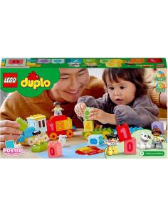 Lego Duplo Primul Meu Tren Cu Numere - Invata Sa Numeri 10954