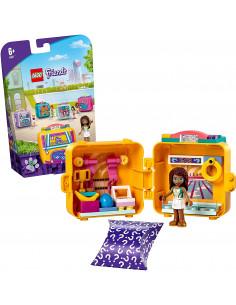 Lego Friends Cubul De Inot Al Andreei 41671