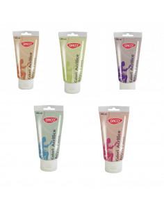 Set 2 - Culori Fluorescente, Daco, 200 ml