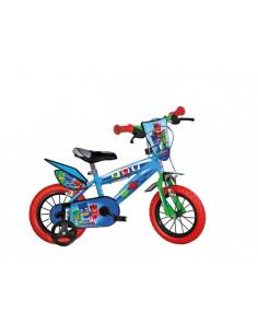 Bicicleta copii 14'' EROII IN PIJAMA
