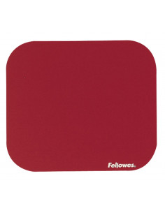 Mouse Pad Fellowes Din Poliester, Rosu