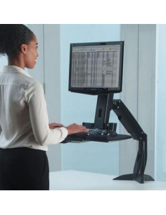 Platforma Sit Stand Easy Glide Fellowes
