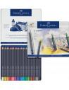 Creioane Colorate Faber-Castell Goldfaber, 24 Culori, Cutie