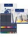 Creioane Colorate Faber-Castell Goldfaber, 48 Culori, Cutie
