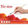 Bloc Desen A3 15 File 230 Grame