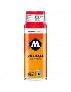 Spray Acrilic One4All™ Molotow, 400 Ml, Traffic Red