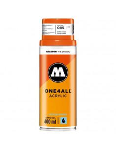 Spray Acrilic One4All™ Molotow, 400 Ml, Dare Orange