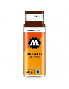 Spray Acrilic One4All™ Molotow, 400 Ml, Hazelnut Brown