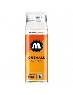 Spray Acrilic One4All™ Molotow, 400 Ml, Signal White