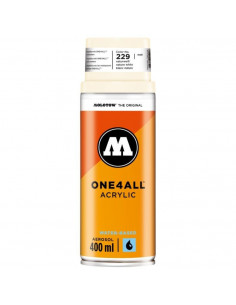 Spray Acrilic One4All™ Molotow, 400 Ml, Nature White