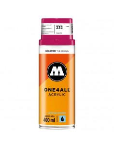 Spray Acrilic One4All™ Molotow, 400 Ml, Fuchsia Pink