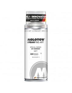 Spray Lac Ufa Uv Molotow, 400 Ml, Matt