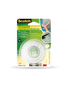 Bandă dublu adezivă pentru montare 19 mm x 1,5 m Scotch