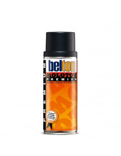 Spray Belton 400ml 221-2 black grey middle