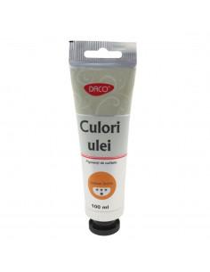 Culori ulei Daco 100 Ml Galben Inchis  Cu4100Gi
